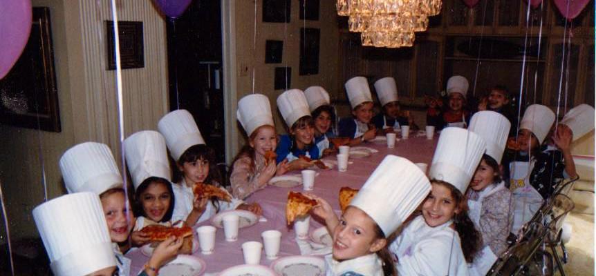 Children's Birthday Cooking Class