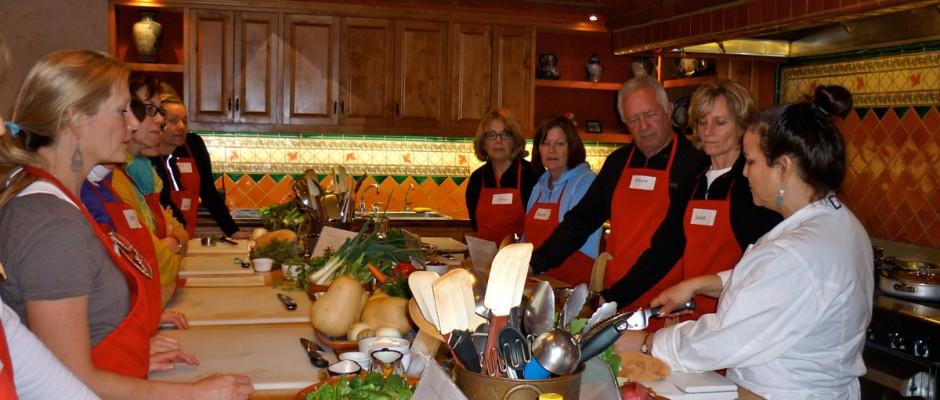 Cooking Class at La Cocina Que Canta at Rancho La Puerta