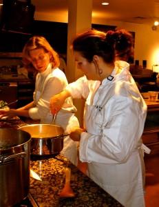 Bhavani Jaroff, Personal Chef