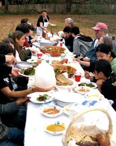 Community Banquet Dinner