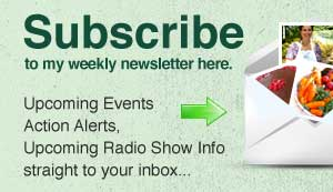 Subscribe to iEat Green Newsletter