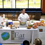 Small Farms Summit Cooking Demonstration