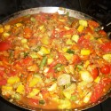 Image for Recipe: Late Summer Curry Medley