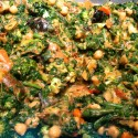 Image for Recipe: Summer Coconut Curry with Chick Peas