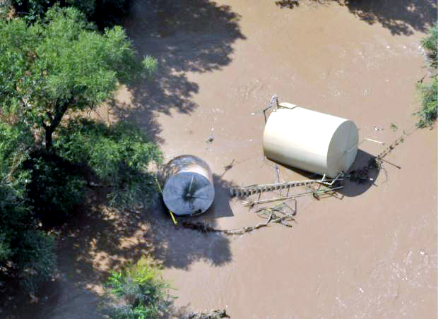 In the News: Fracking and Colorado Flooding Don?t Mix, One