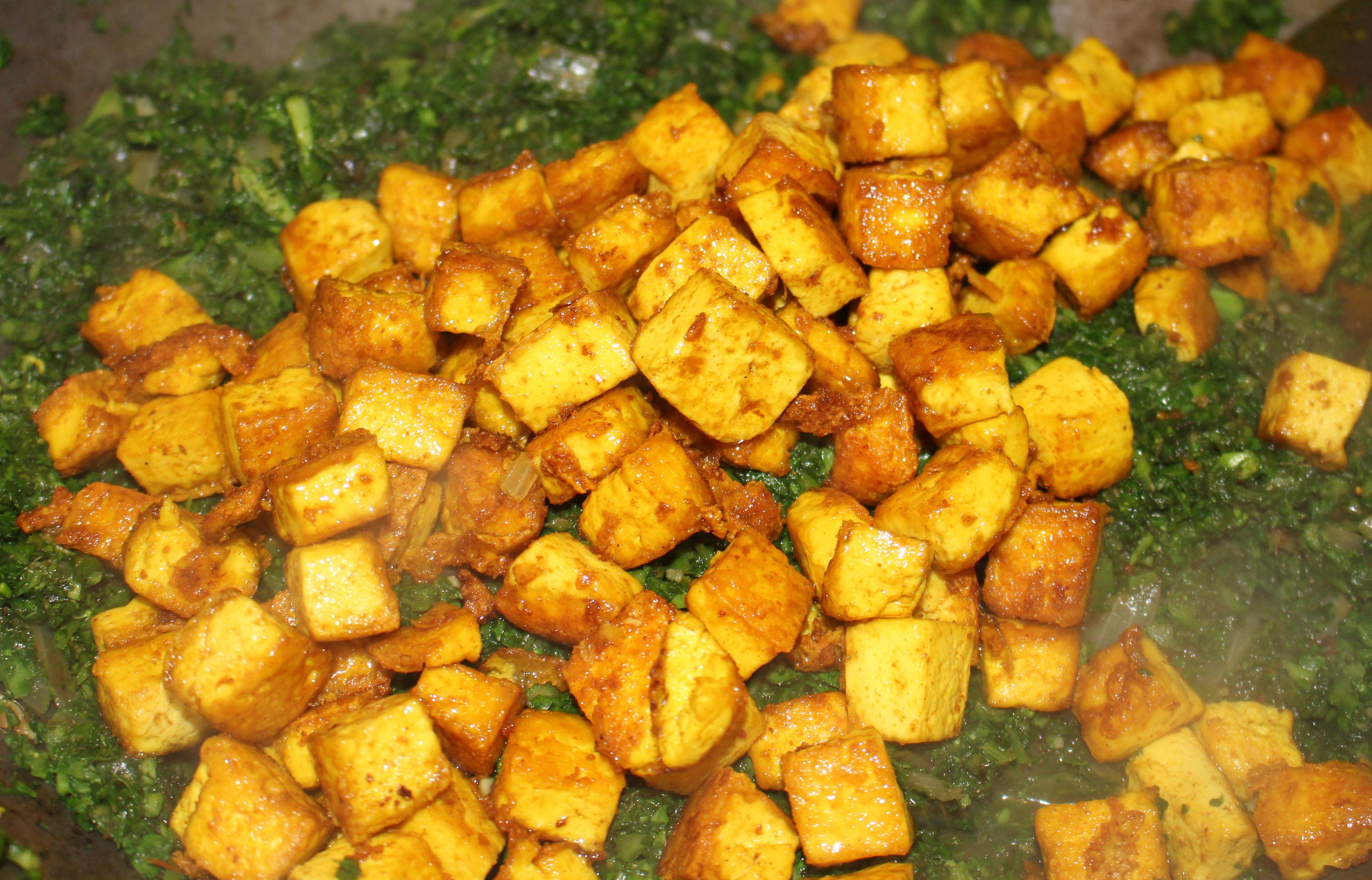 how to cook kulekhara saag