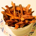 Image for Recipe: Crispy Sweet Potato Fries