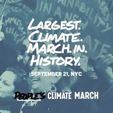 largest climate march