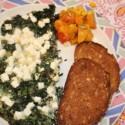Image for Recipe:  Kale Frittata