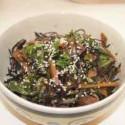 Image for Recipe:  Arame Saute with Tofu and Greens