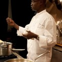 Image for iEat Green is Cooking for The LI Food and Film Feast; Attends Screening of Genetic Roulette & Interviews Chef Pierre Thiam