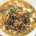 Image for Recipe: Miso Vegetable Soup with Ramen Noodles