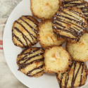 Image for Recipe: The Best Vanilla and Almond Macaroons