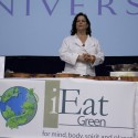 Image for iEat Green Reflects on the LI Food Conference; and Interviews Lauren Groveman, Author of Strengthening Lives Through Cooking and Baking