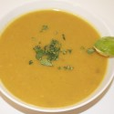 Image for Recipe: Roasted Butternut Squash Coconut Cream Soup