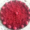 Image for Recipe: Raw Raspberry Cheesecake