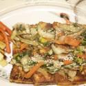 Image for Recipe: Miso Glazed Tofu with Shiitake Mushrooms and Bok Choy
