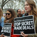 Image for Take Action: Tell Congress Pass the Prescription Drug Affordability Act of 2015; Tell Congress To Reject The TPP; Stop Monsanto's Secret Plan to Kill GMO Labeling!