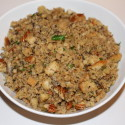 Image for Recipe: Vegetarian Stuffing with Apples and Pecans