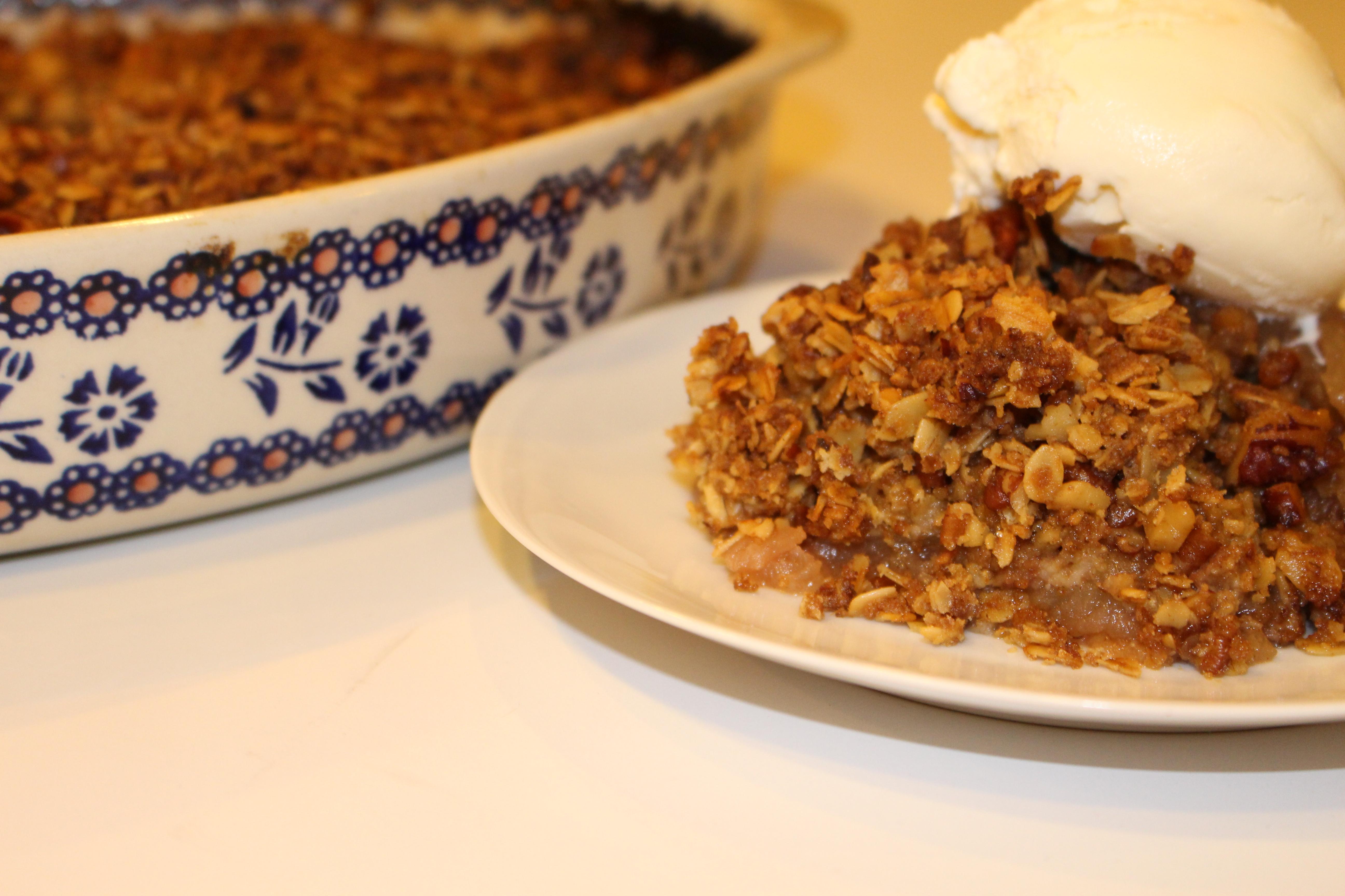 Skinny Apple Cobbler Recipes — Dishmaps