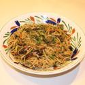 Image for Recipe: Vegetable Linguini Carbonara