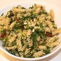 Image for Recipe: Quinoa Fusilli with Mizuna and Arugula