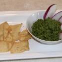 Image for Recipe: Radish Green Paté