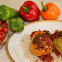 Image for Recipes: Sweet Stuffed Peppers