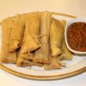 Image for Three Bean Portobello Mushroom Tamales