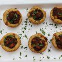 Image for Mini Stuffed Masa Harina Corn Muffins with Chipotle Chili