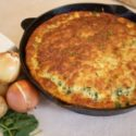 Image for Spinach and Cheese Frittata