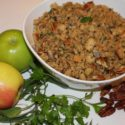Image for Thanksgiving Stuffing with Burdock, Apples and Pecans