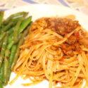 Image for Vegan Spaghetti Bolognese