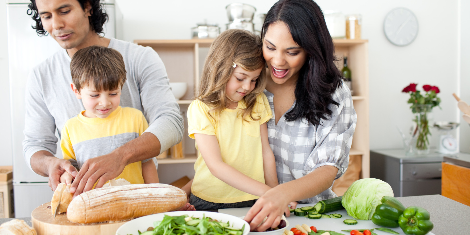 7 ways to become a healthier family