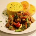 Image for Miso Marinated Tofu with Root Vegetables